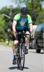 Climate Ride climb