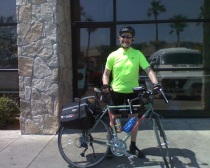 Cville Climate Rider in Texas