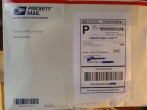 USPS Priority Flat Rate Envelope