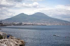 Napoli dalla Mergellina