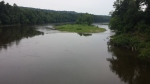 2014-07-Connecticut River at Putney