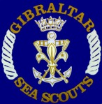 1960-Gibraltar sea scouts badge
