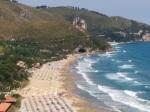 Serapo beach, Gaeta