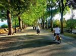 2015-Lucca passeggiata mura