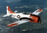 1967-T-28B_VT-2_over_NAS_Whiting_Field
