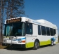 2018-CAT hybrid bus