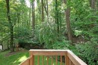Brandywine backyard spring