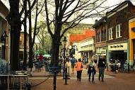 cville downtown mall